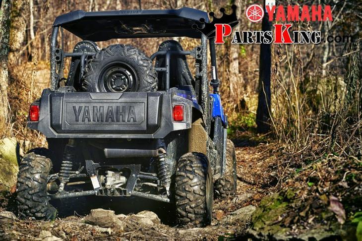 Yamaha Wolverine  Oil Capacity